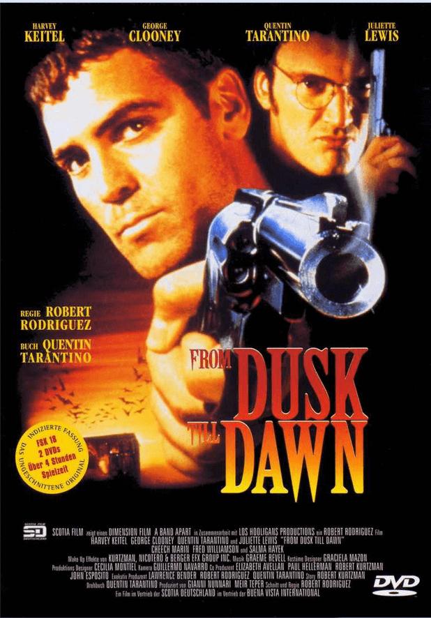 Dusk Till Dawn Deutsch