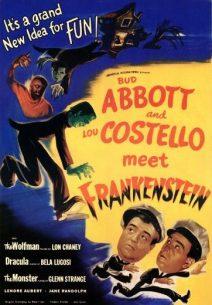 Abbott und Costello treffen Frankenstein