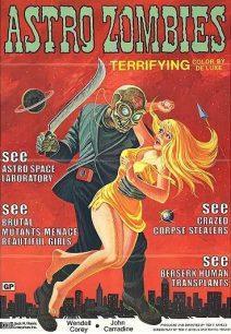 Astro-Zombies – Roboter des Grauens