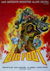 Big Foot – Das größte Monster aller Zeiten