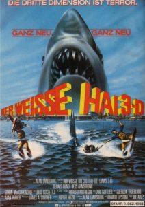 Der weiße Hai 3-D