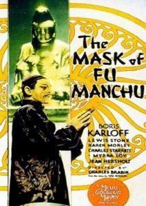 Die Maske des Fu-Manchu