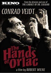 Die unheimlichen Hände des Dr. Orlak