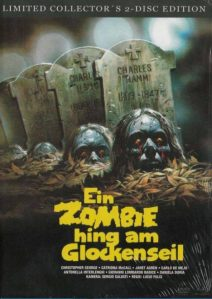 Ein Zombie hing am Glockenseil