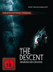 The Descent – Abgrund des Grauens