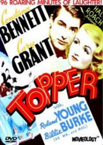 Topper – Das blonde Gespenst