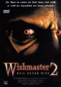 Wishmaster 2 – Das Böse stirbt nie
