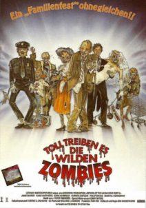 Toll treiben es die wilden Zombies